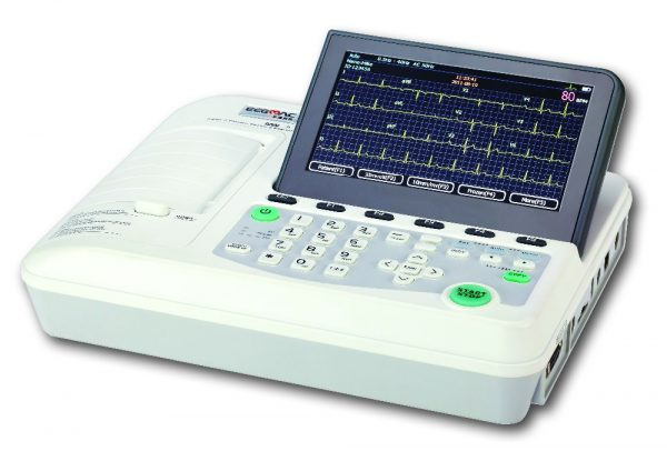 iograph ecg machine with auto interpretation