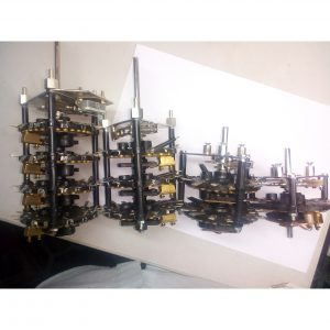 Selector (1pole, 2pole, 3pole, 4pole) all are Siemens and GE machine